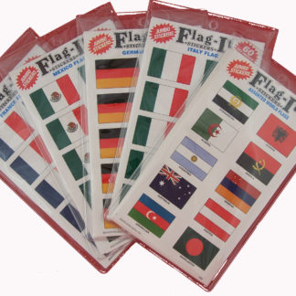 Flag Stickers-France-0
