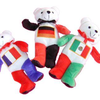 Flag Bears-Mexico Bear-0