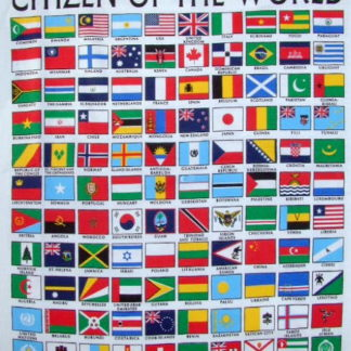 Citizen Of The World T-Shirt-0