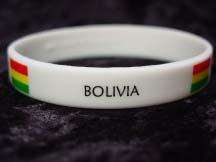 Bolivia Wristband -0
