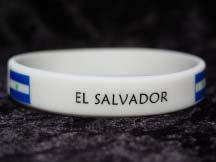 El Salvador Wrist Band-0