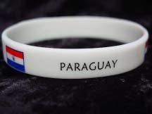 Paraguay Wrist Band-0