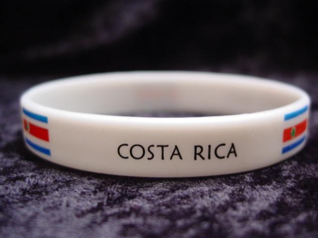 Costa Rica Wrist Band-0