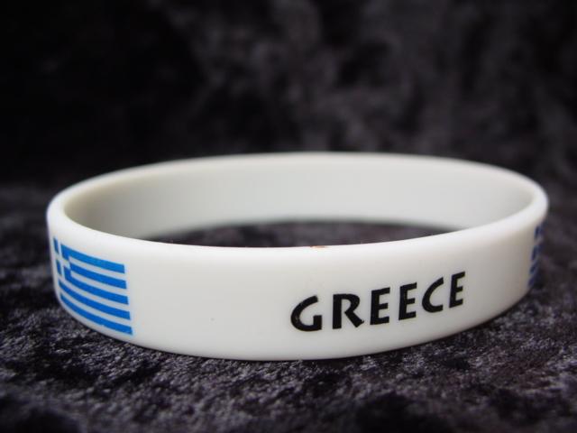 Greece Wrist Band-0