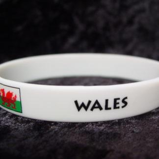 Wales Wrist Band-0