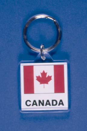 Canada Keychain-0