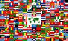 World Flag-3' x 5' -0
