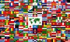 World Flag-5' x 8'-3251