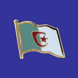 Algeria Lapel Pin-0