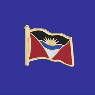 Antigua & Barb Lapel Pin-0