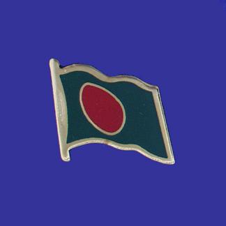 Bangladesh Lapel Pin-0