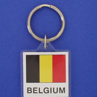 Belgium Keychain-0