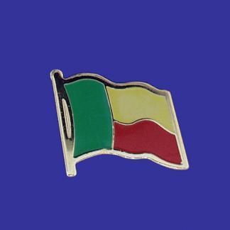 Benin Lapel Pin-0