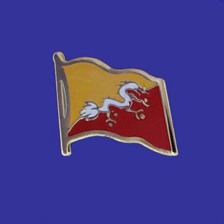 Bhutan Lapel Pin-0