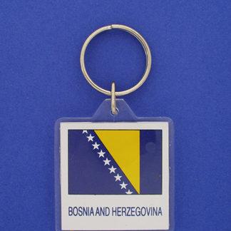 Bosnia Keychain-0