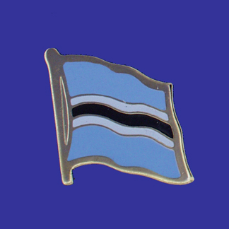 Botswana Lapel Pin-0