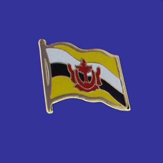 Brunei Lapel Pin-0