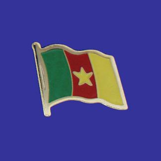 Cameroon Lapel Pin-0