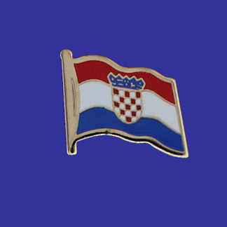 Croatia Lapel Pin-0