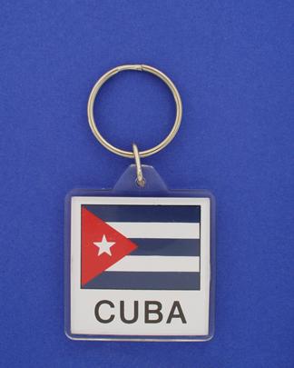 Cuba Keychain-0