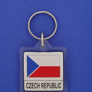 Czech Republic Keychain-0