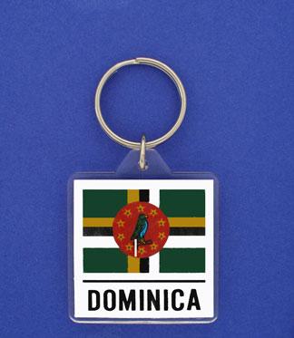 Dominica Keychain-0