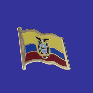 Ecuador Lapel Pin-0