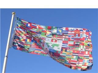 World Flag-3' x 5' -1686