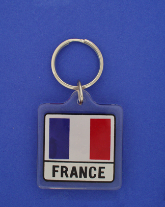 France Keychain-0