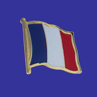France Lapel Pin-0