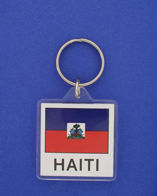Haiti Keychain-0