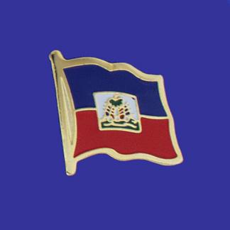 Haiti Lapel Pin-0