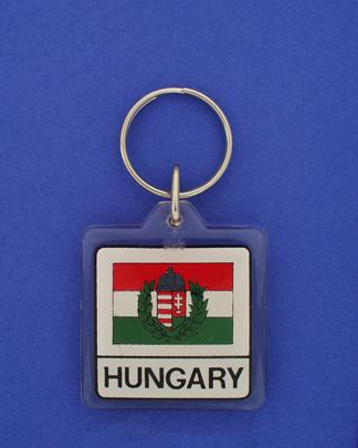Hungary Keychain-0