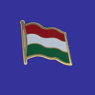 Hungary Lapel Pin-0