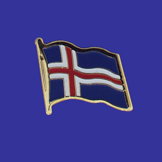 Iceland Lapel Pin-0