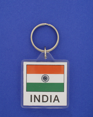 India Keychain-0