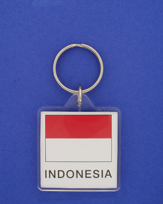 Indonesia Keychain-0