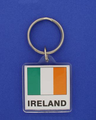 Ireland Keychain-0