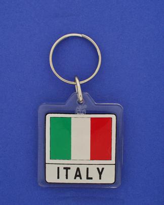 Italy Keychain-0