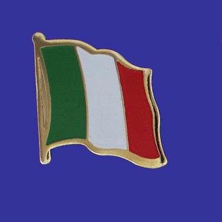 Italy Lapel Pin-0