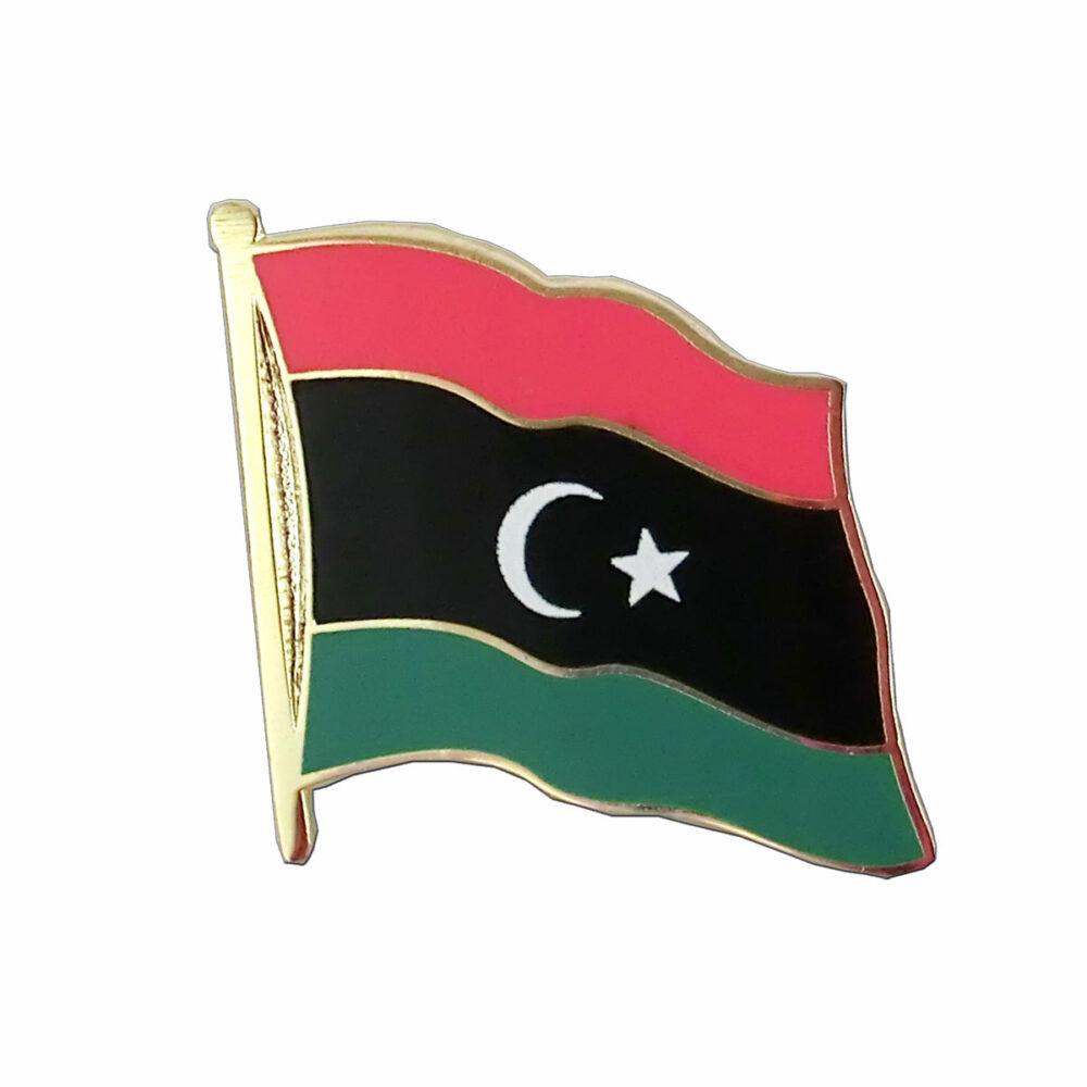 Libya Lapel Pin-0