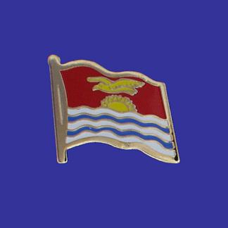 Kiribati Lapel Pin-0