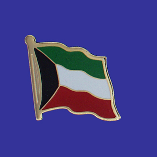 Kuwait Lapel Pin-0
