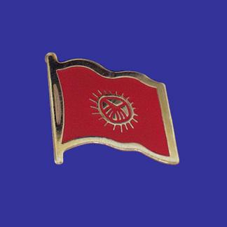Kyrgyszstan Lapel Pin-0