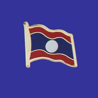 Laos Lapel Pin-0