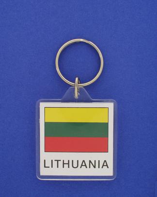 Lithuania Keychain-0