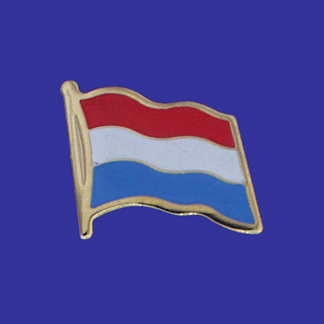 Luxembourg Lapel Pin-0