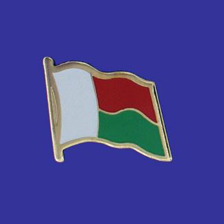 Madagascar Lapel Pin-0