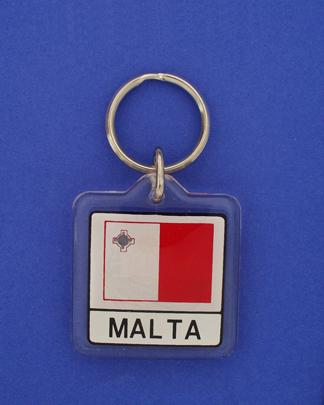 Malta Keychain-0