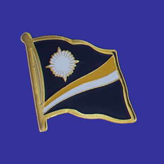 Marshall Islands Lapel Pin-0